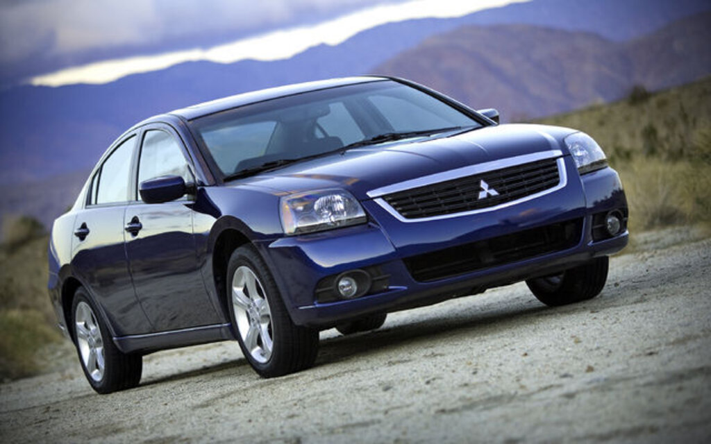 2010, 2009. Mitsubishi Galant. All Photos