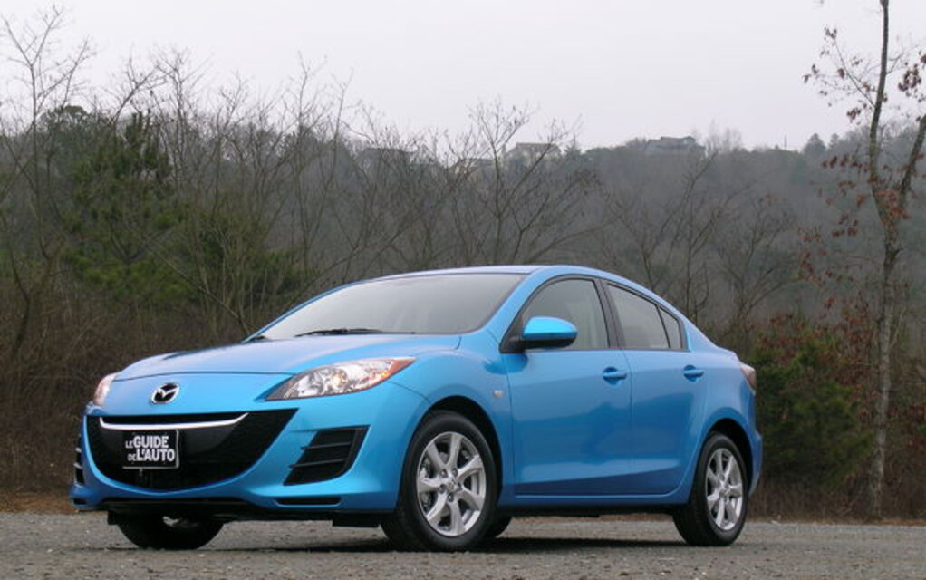 2010 mazda mazda3 gx sedan specifications the car guide. Black Bedroom Furniture Sets. Home Design Ideas