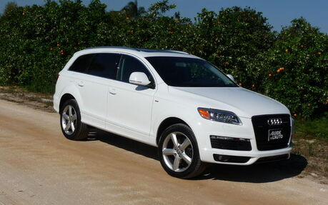 2010 Audi Q7 36 Price Engine Full Technical Specifications