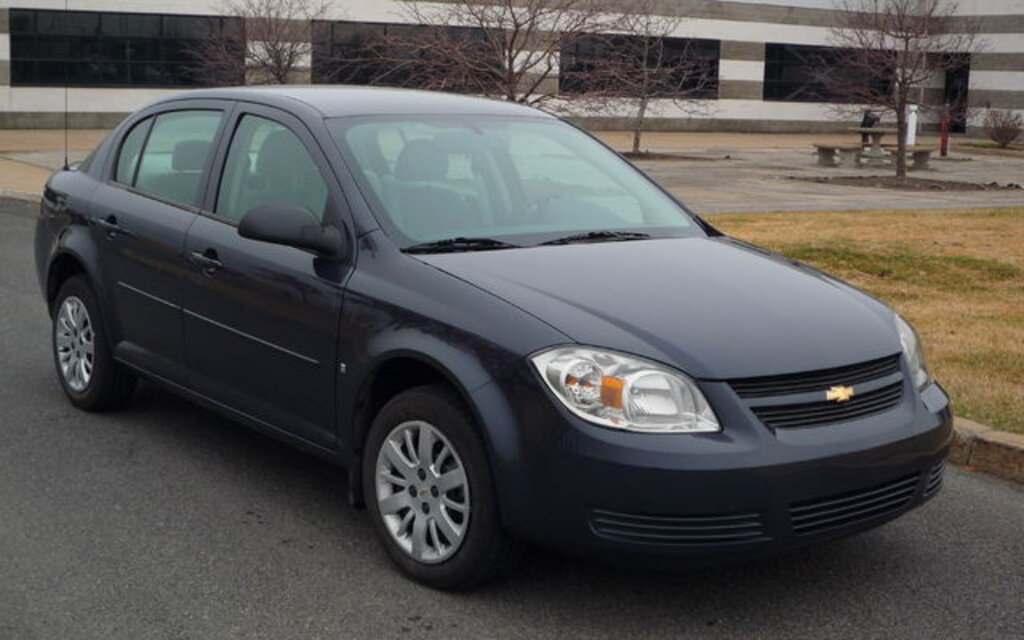 2010 Chevrolet Cobalt - News, reviews, picture galleries and
