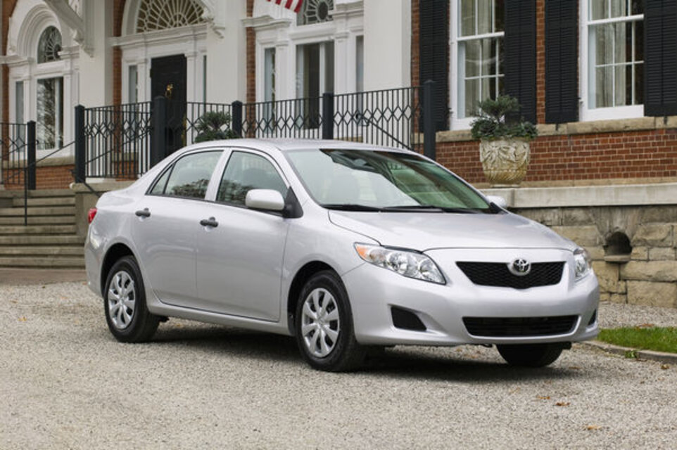 2010 Toyota Corolla Ce Specifications The Car Guide