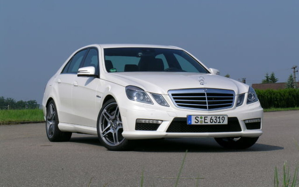 2010 Mercedes-Benz E-Class E350 Coupe Specifications - The Car Guide