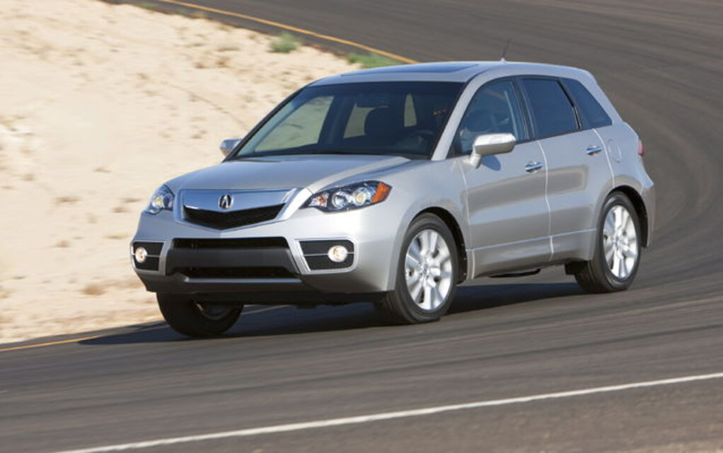 2010 acura rdx base specifications the car guide. Black Bedroom Furniture Sets. Home Design Ideas