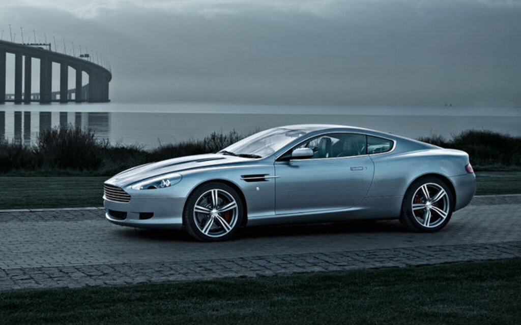 2010 Aston Martin Db9 Coupe Specifications The Car Guide