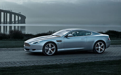 Aston Martin DB Coupe Price Engine Full Technical - Aston martin db9 price