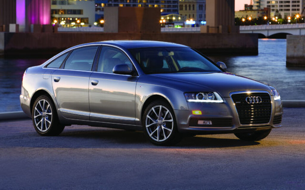 2010 audi a6 news reviews picture galleries and videos. Black Bedroom Furniture Sets. Home Design Ideas