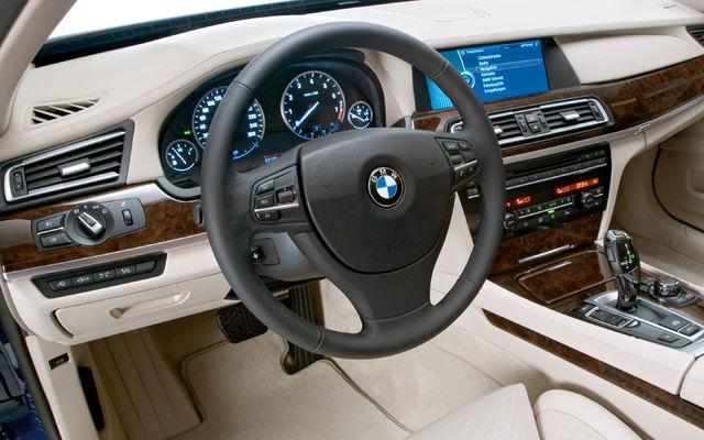 2010 Bmw 7 Series Photos 5 5 The Car Guide