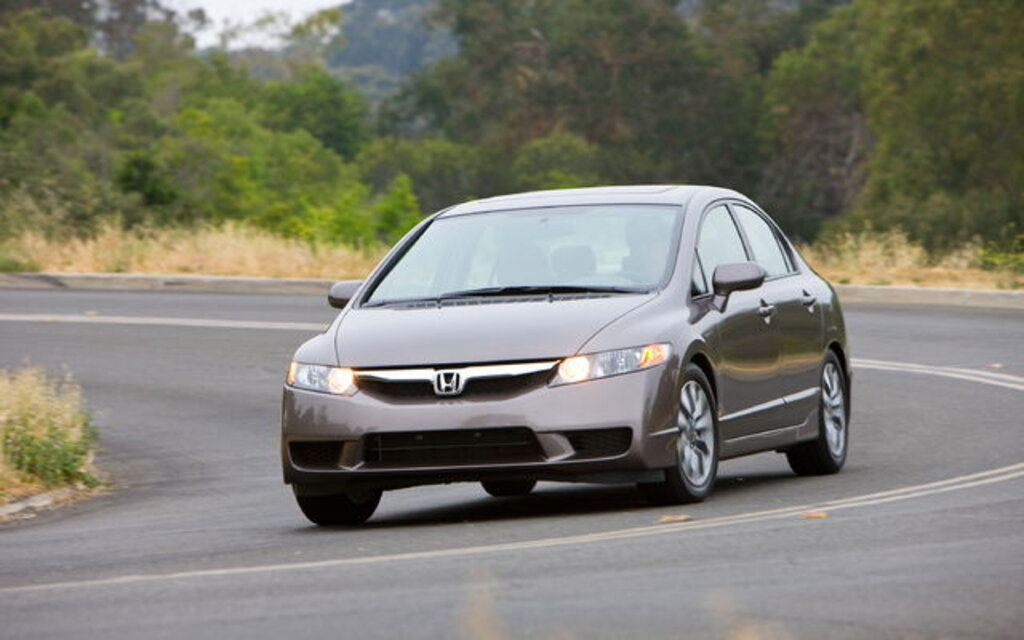 Honda Civic. All Photos