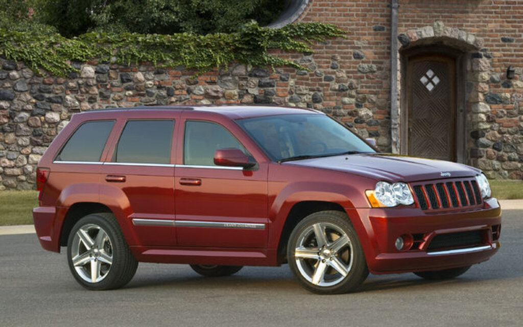 Jeep Grand Cherokee. All Photos