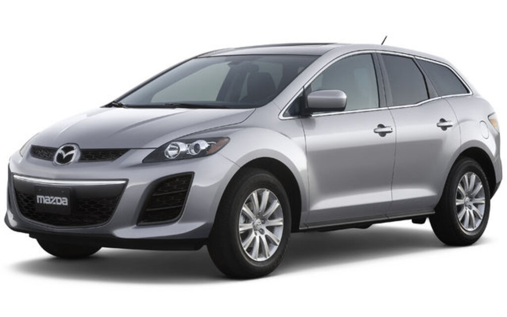 2010 mazda cx 7 gx 2wd specifications the car guide. Black Bedroom Furniture Sets. Home Design Ideas