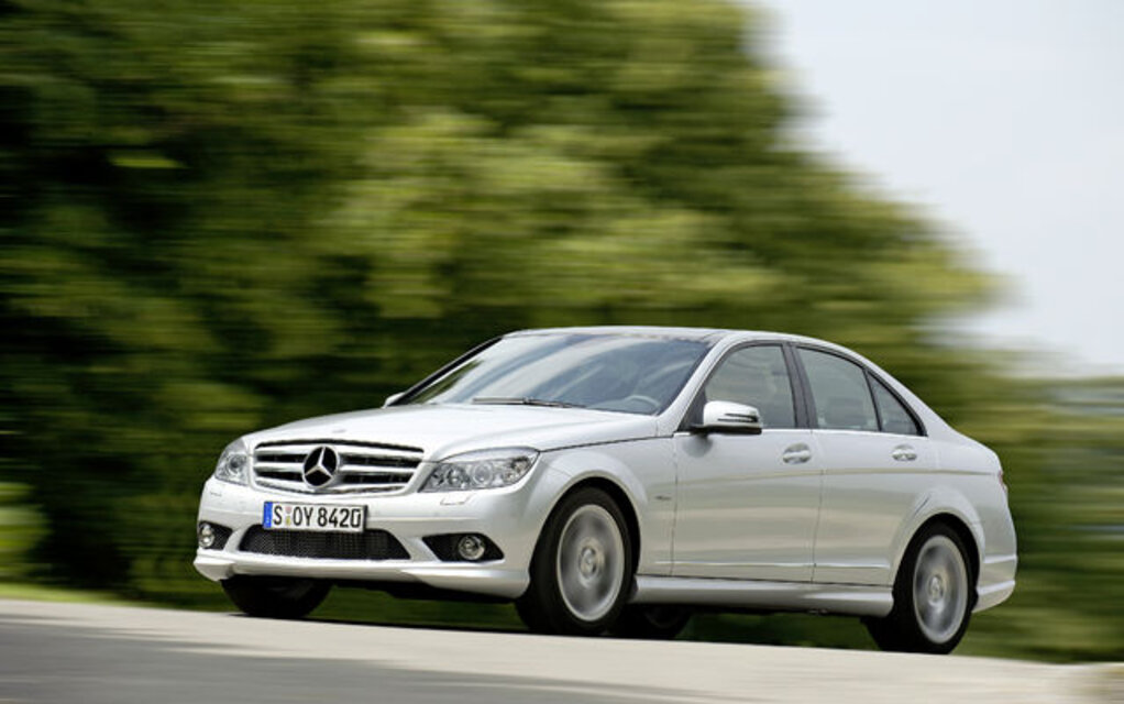 2010 Mercedes-Benz C-Class C300 Specifications - The Car Guide