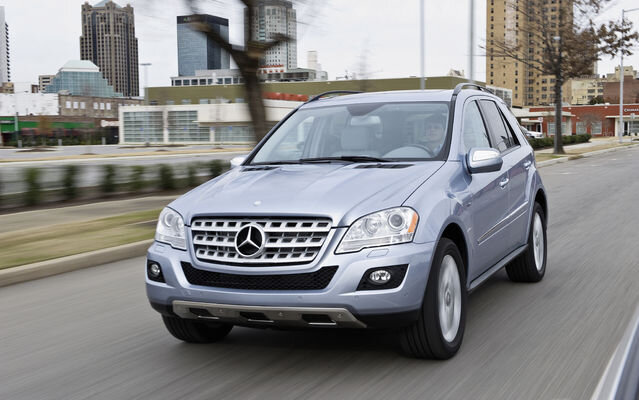 2010 Mercedes Benz M Class Ml550 4matic Specifications The Car Guide