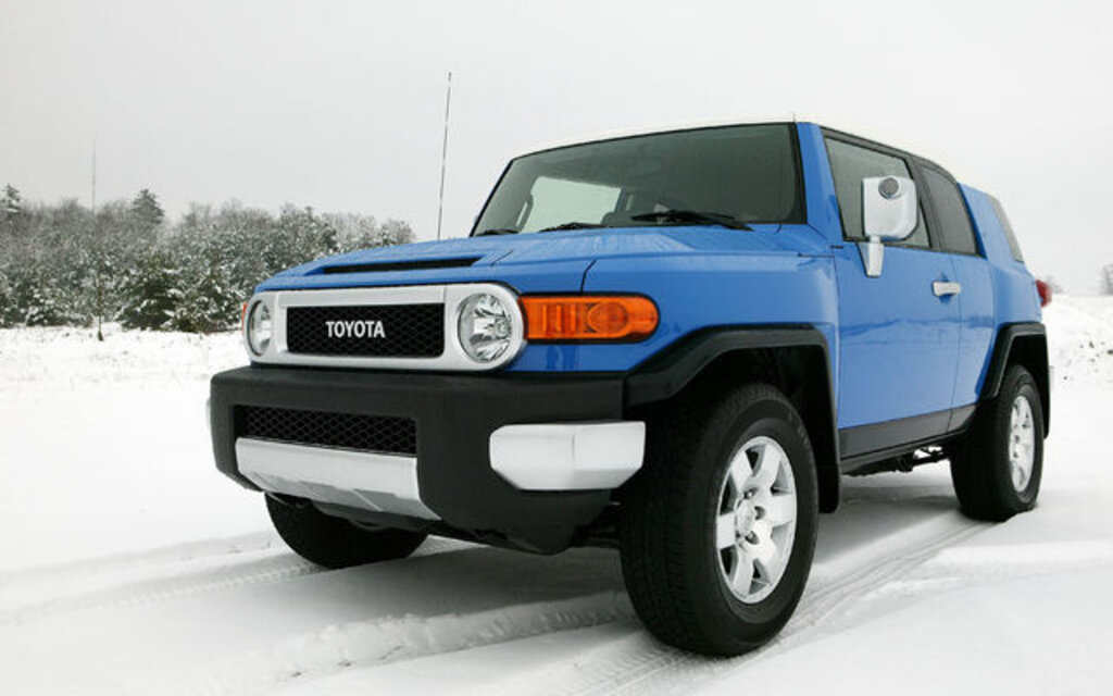 Toyota FJ Cruiser. All Photos
