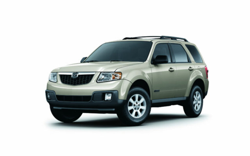 2010 Mazda Tribute Rating The Car Guide