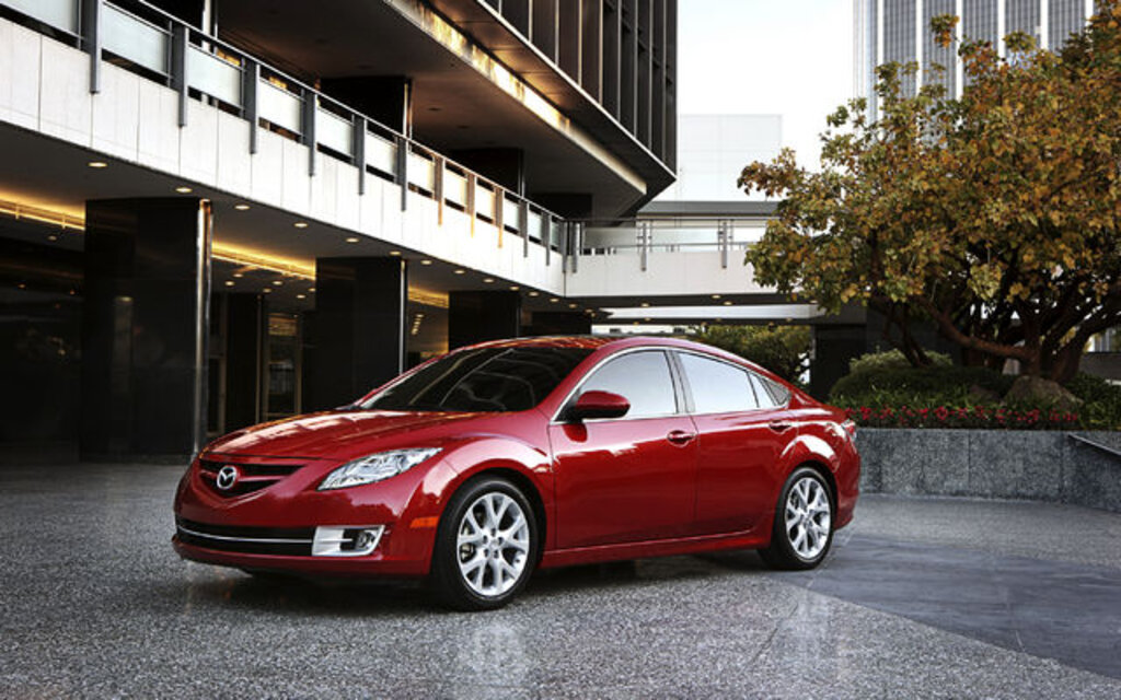 2010 Mazda Mazda6 GT V6 Specifications - The Car Guide