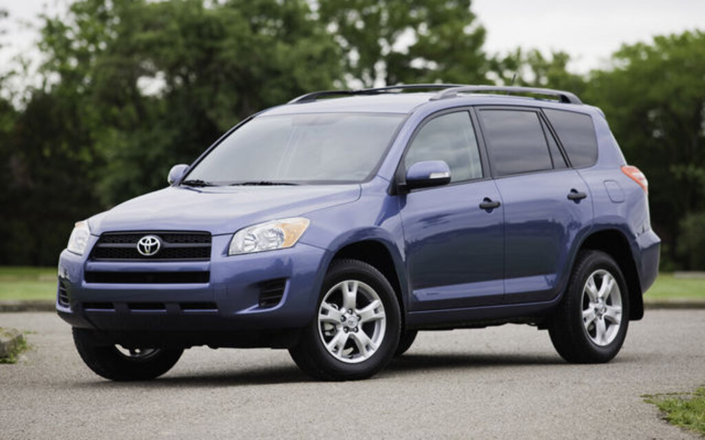 2010 toyota rav4 2wd base specifications the car guide. Black Bedroom Furniture Sets. Home Design Ideas