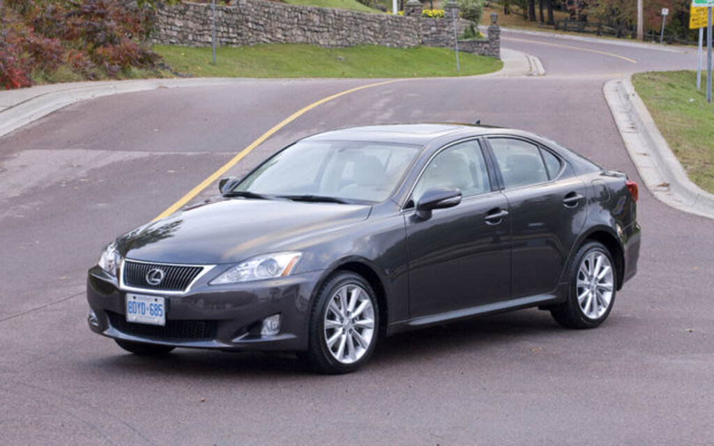 Lexus is 250 length