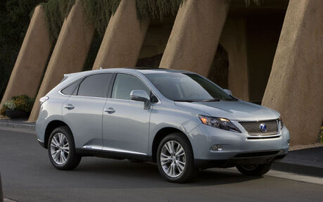 2010 Lexus RX 350   Price, Engine, Full Technical Specifications   The Car  Guide / Motoring TV