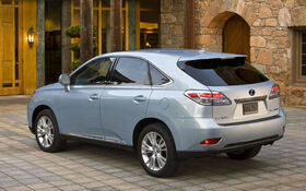 Lexus RX. All Photos
