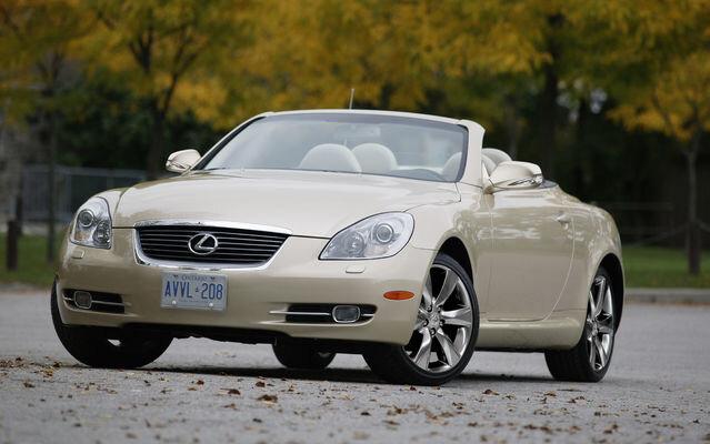 Lexus SC 2010
