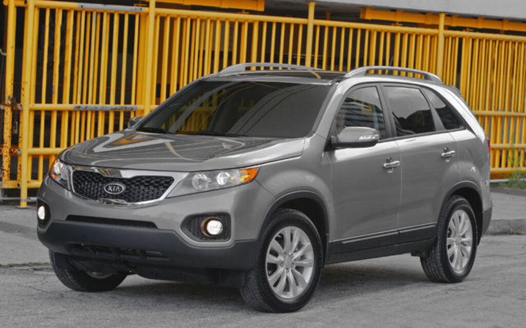 Kia Sorento All Photos