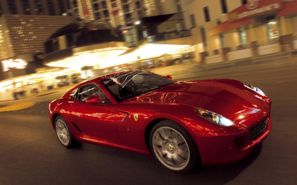 Ferrari 599 2010