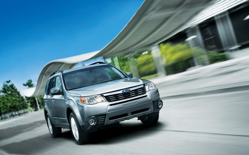 2011 Subaru Forester 5dr Wgn Auto 2 5x Limited Specifications The Car Guide