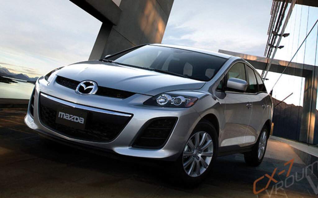 Wonderful Mazda CX 7. All Photos