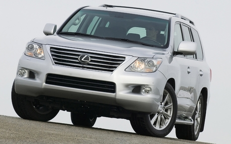 2011 Lexus LX 570   Price, Engine, Full Technical Specifications   The Car  Guide / Motoring TV