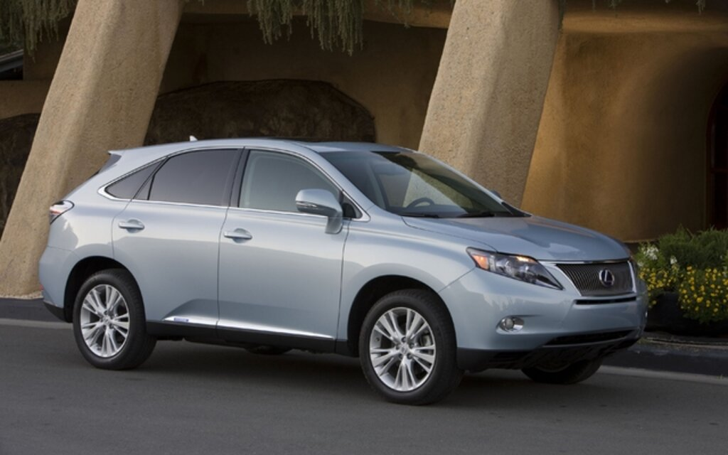 sp cifications lexus rx 450h 2011 guide auto. Black Bedroom Furniture Sets. Home Design Ideas