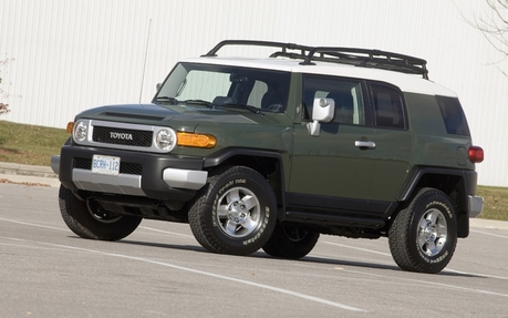 2011 Toyota FJ Cruiser   Price, Engine, Full Technical Specifications   The  Car Guide / Motoring TV