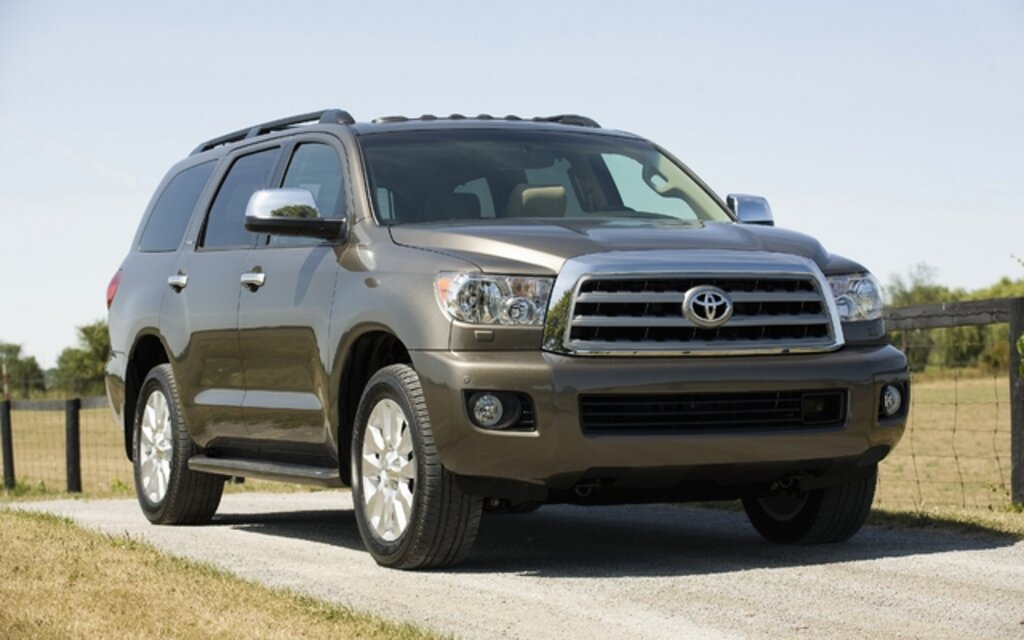 2011 toyota sequoia sr5 4 6l specifications the car guide. Black Bedroom Furniture Sets. Home Design Ideas