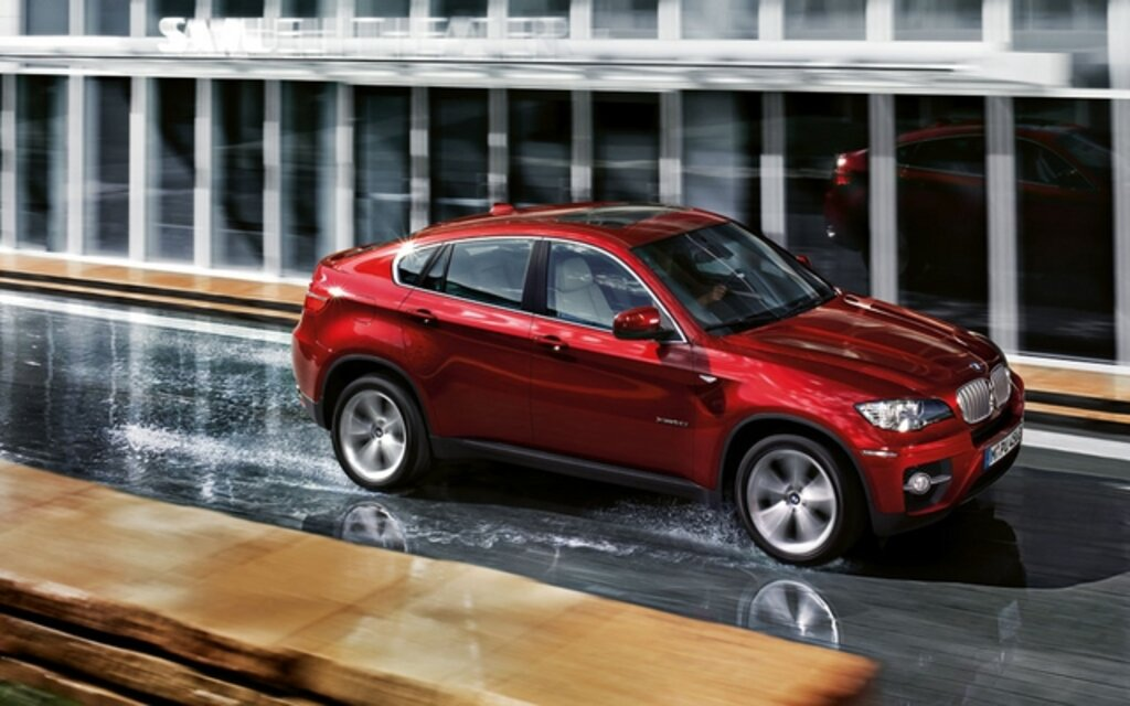 2011 Bmw X6 Xdrive 50i Specifications The Car Guide