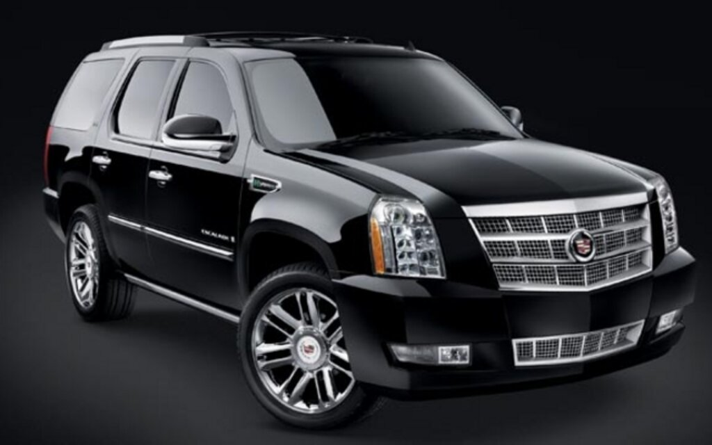 2011 cadillac escalade news reviews picture galleries and videos the car guide. Black Bedroom Furniture Sets. Home Design Ideas