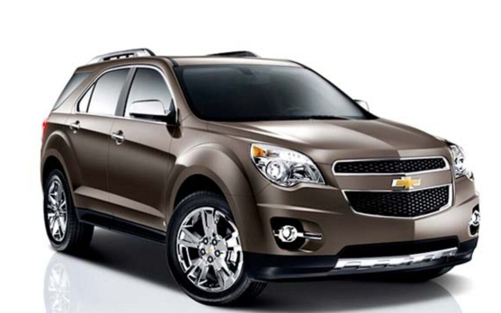 2011 Chevrolet Equinox News Reviews Picture Galleries