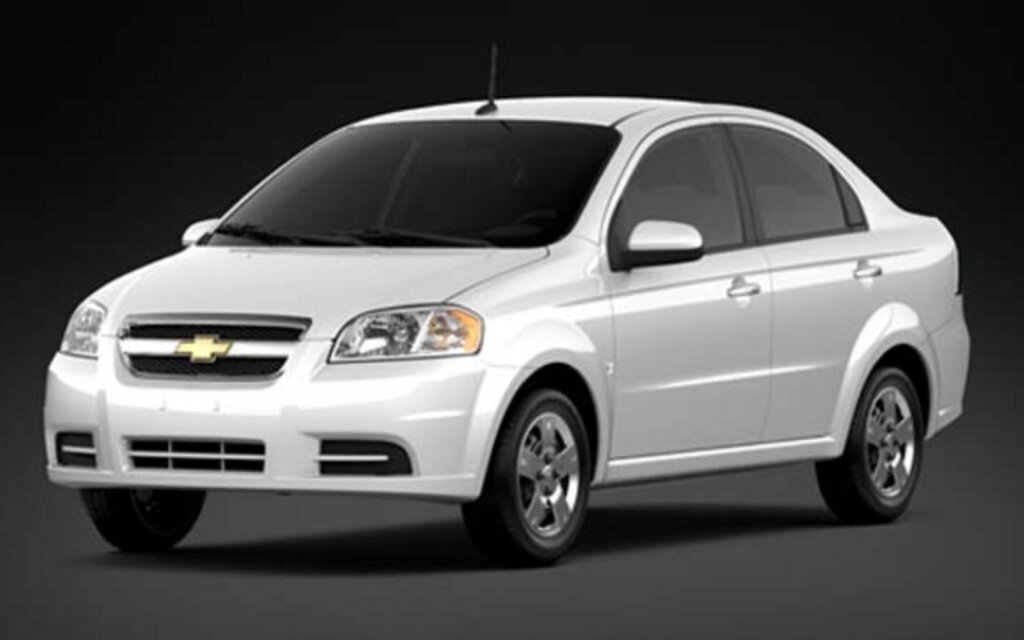 Chevrolet Aveo. All Photos