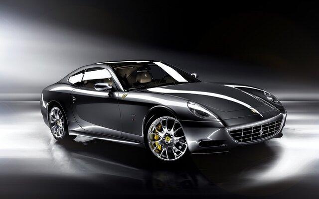 Ferrari 612 2011