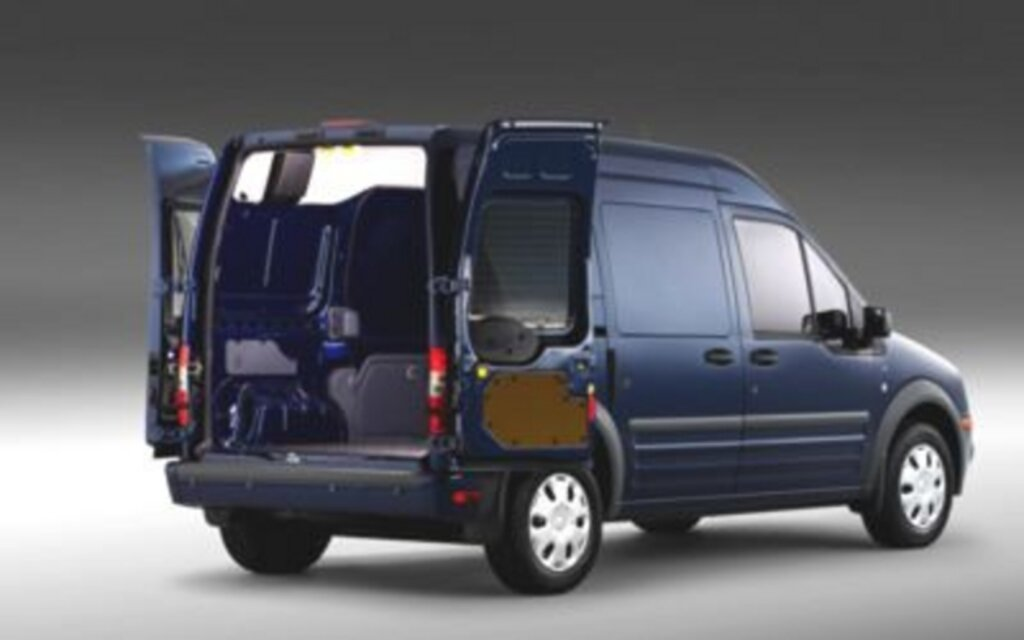 2011 Ford Transit Connect Cargo Electric Specifications The Car Guide