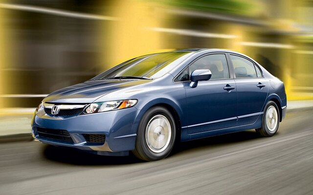 2011 Honda Civic Dx Sedan Specifications The Car Guide