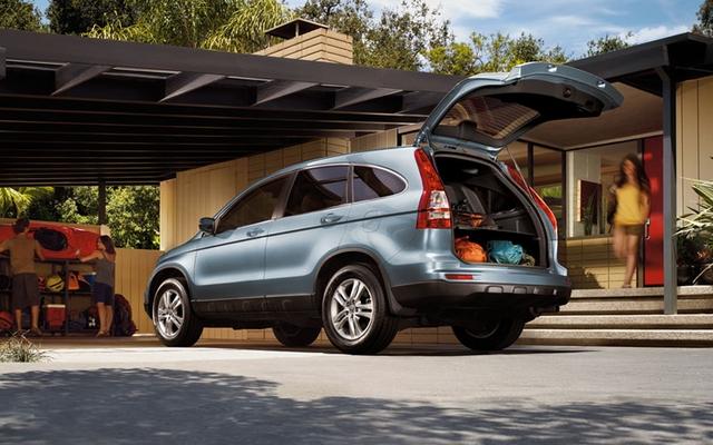 Photos Honda Cr V 2011 3 5 Guide Auto