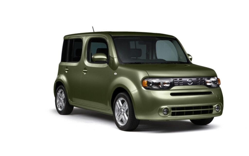 nissan cube 2011 essais actualit galeries photos et vid os guide auto. Black Bedroom Furniture Sets. Home Design Ideas
