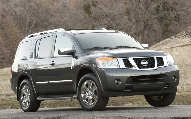 Good 2011 Nissan Armada   News, Reviews, Picture Galleries And Videos   The Car  Guide