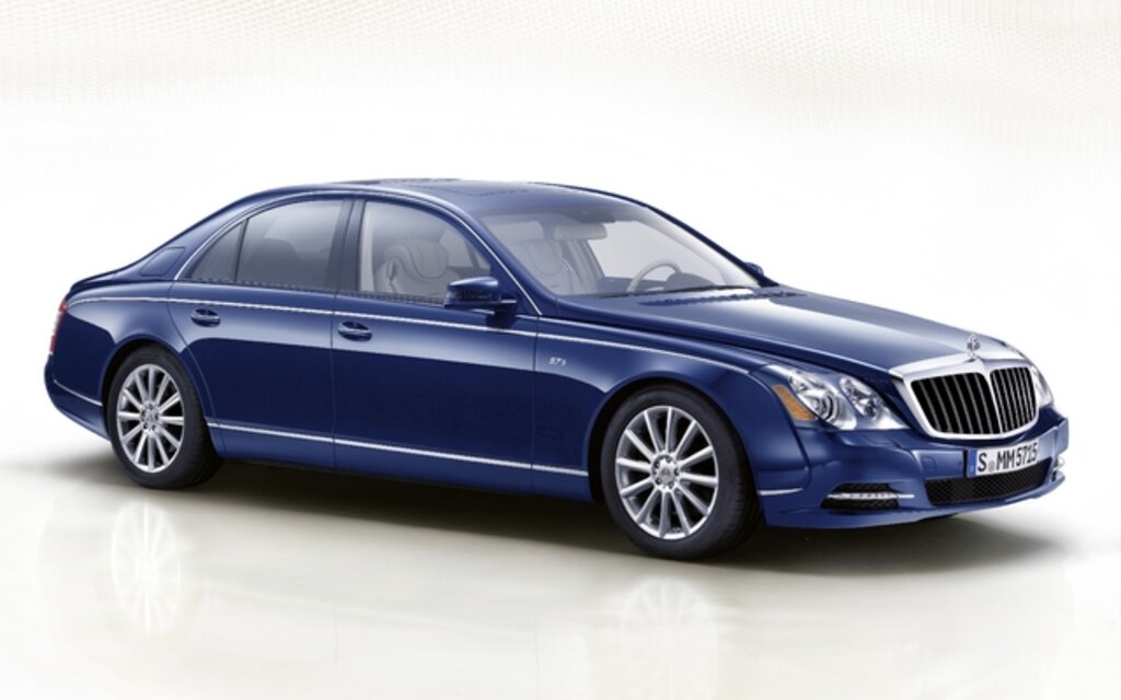 2011 Maybach 57 62 62s Specifications The Car Guide