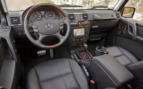 2011 Mercedes-Benz G-Class G550 4Matic - Price, engine, full ...