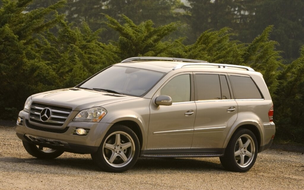 2011 Mercedes Benz Gl Class Gl450 4matic Specifications The Car Guide