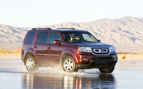 2011 Honda Pilot LX 2WD   Price, Engine, Full Technical Specifications    The Car Guide / Motoring TV