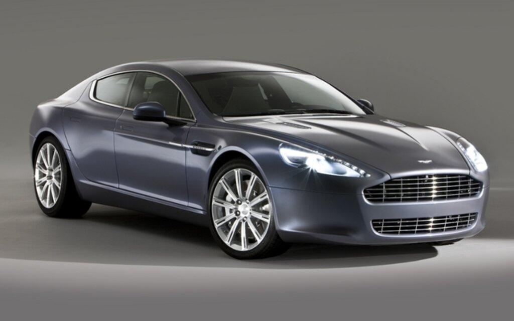 Aston Martin Rapide 2011