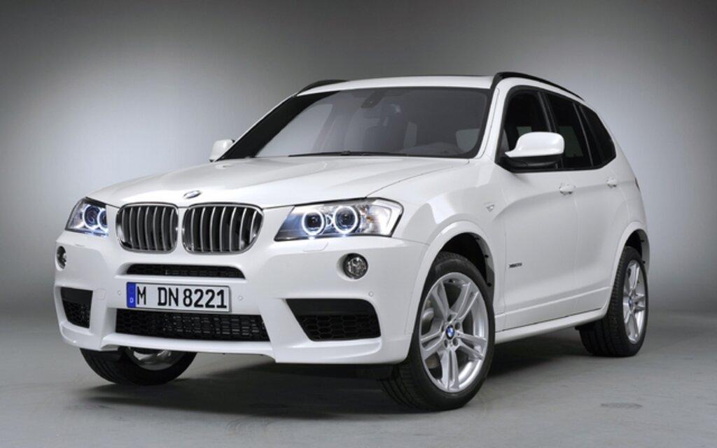 BMW X3 All Photos