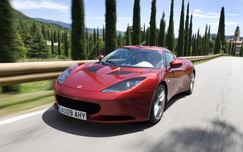 2011 Lotus Evora S Specifications The Car Guide