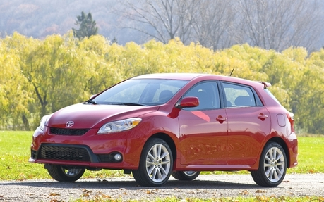 2011 Toyota Matrix Price Engine Full Technical Specifications